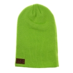 Born2Ride - Basic Long Beanie - Light Green