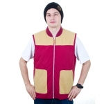 Colour Wear - Alle Vest - Bordeaux