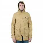 Colour Wear - Haga Parka - Camel