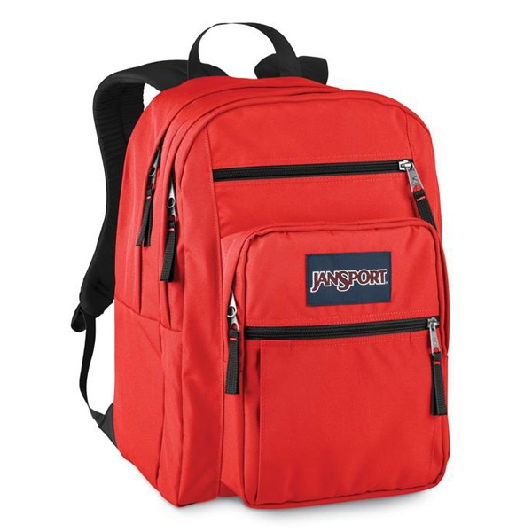 Student Bags Jansport Big Backpack Picture