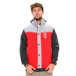Modest South Wear - Armor Vest - Red