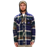 Modest South Wear - Flannel Classic - Blue