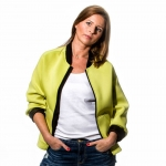 Modest South Wear - Lime Punch W Hoodie