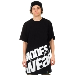 Modest South Wear - Tall Tee - Black