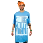 Modest South Wear - Tall Tee - Blue