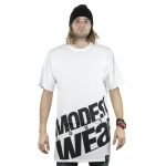 Modest South Wear - Tall Tee - White