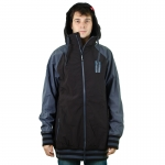 Planks - Reunion Softshell - Black/Charcoal
