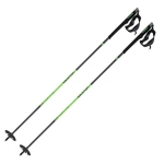 Salomon - Mtn Outdoor Poles (15/16) - Black/Green