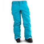 Salomon - Reflex Pants WMN (11/12) - Bay Blue