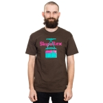Skipoltex - Gondola T-shirt - Brown
